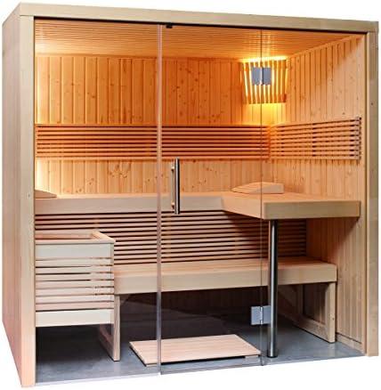 EOS Saunasteuerung ECON H3 Steuergerät Saunaofen Finnische Bio Sauna