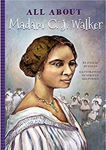 All about Madam C. J. Walker (All About...People)