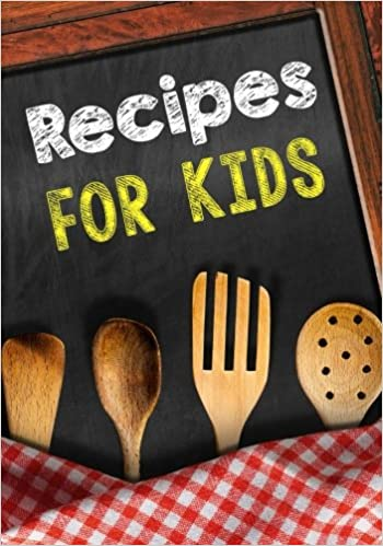 amazon recipes for kids blank recipe cookbook blank recipe pages