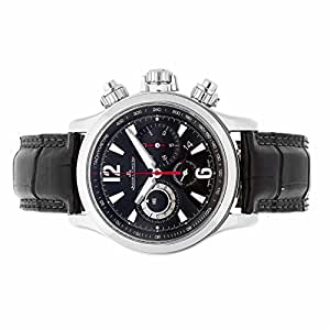 Jaeger LeCoultre Master Compressor automatic-self-wind mens Watch Q1758421 (Certified Pre-owned)