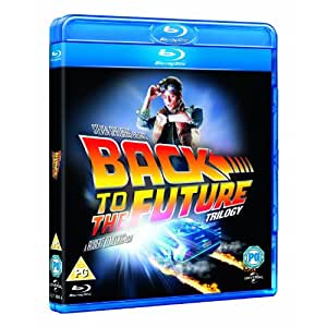 Back to the Future Trilogy [Reino Unido] [Blu-ray]