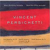 Persichetti: Symphonies 3, 4 & 7