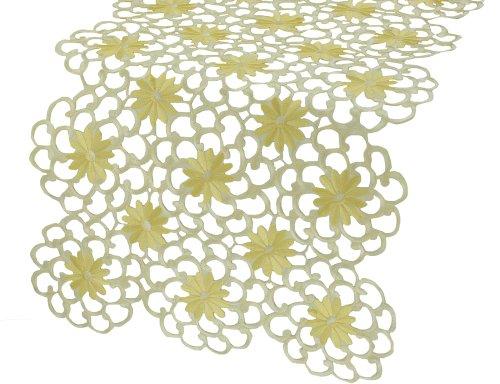 Xia Home Fashions Splendor Embroidered