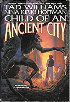 Book Child of an Ancient City