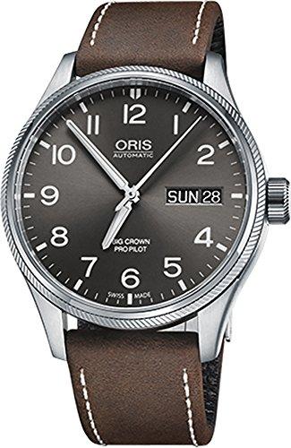 Oris Big Crown ProPilot Day Date Mens Watch