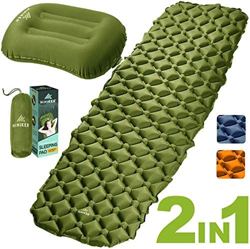 HiHiker Camping Sleeping Inflatable Travel product image