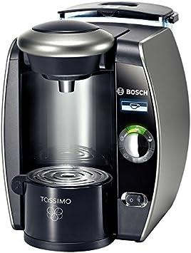 Bosch Tassimo TAS6515EE Máquina de café en cápsulas Antracita - Cafetera (Máquina de café en cápsulas, Cápsula de café, 1300 W, Antracita): Amazon.es: Hogar
