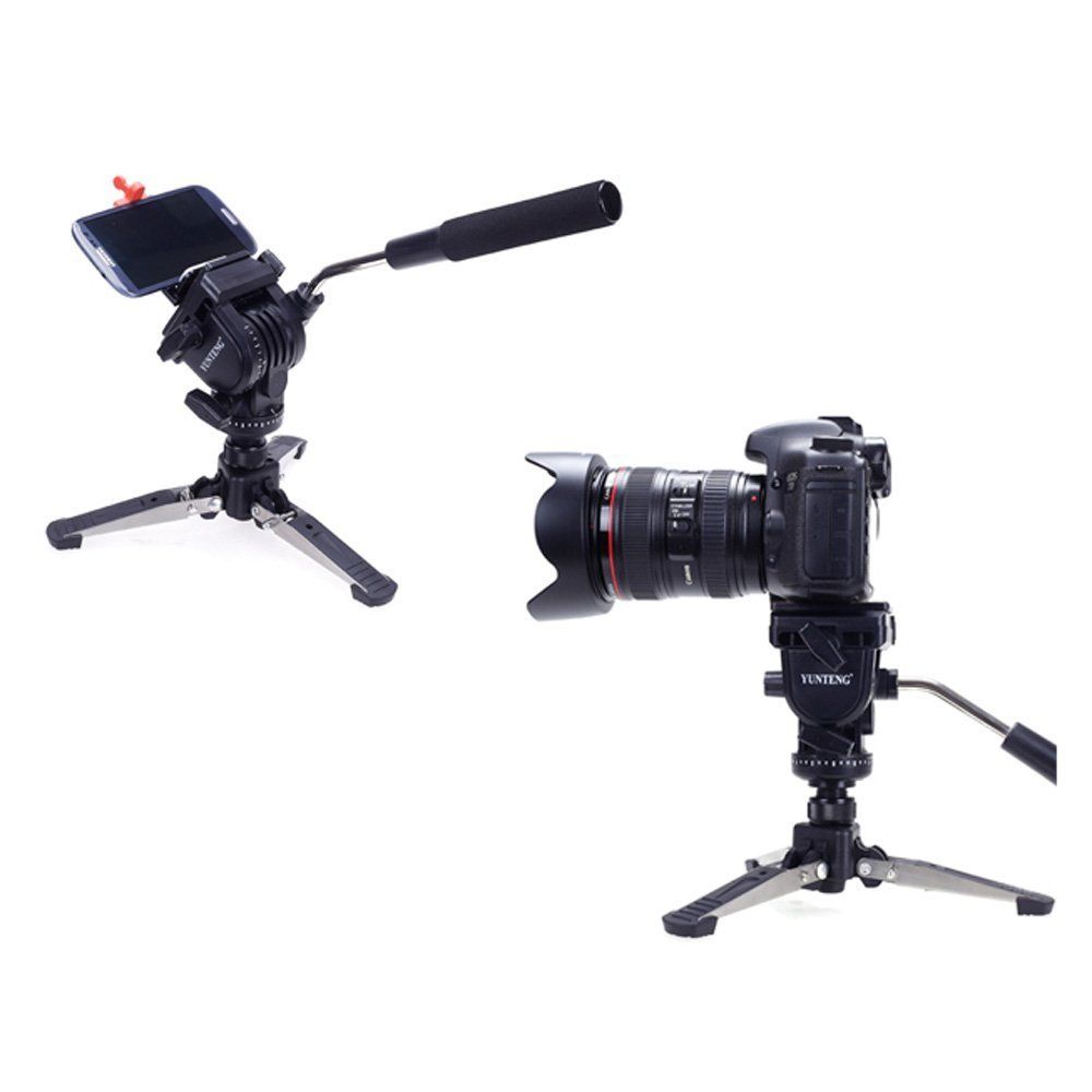 Buy Yantralay Vct 288 Photography Tripod For Dslr Cameras 360 Degree Vanguard Am 264tv Aluminium Monopod Rotatable Fluid Pan Head And Camcordersor Online At Low Price In India