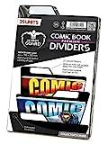 Ultimate Guard Premium Comic Dividers Card Sleeves (25 Piece), Black