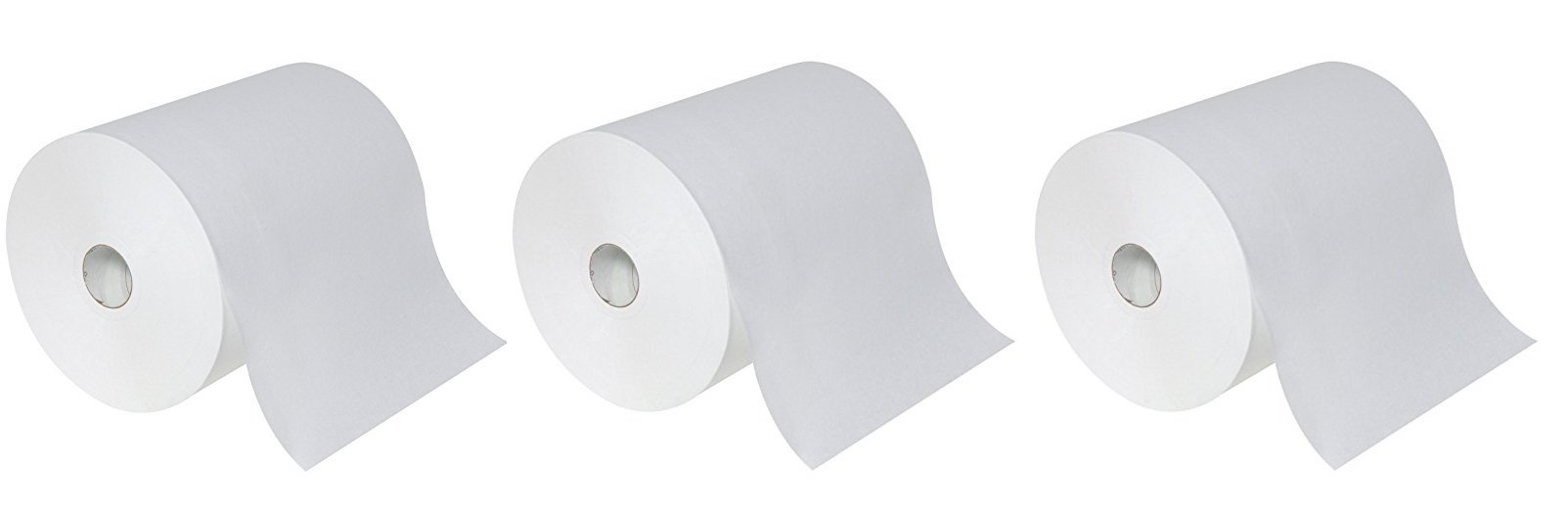 enMotion Georgia Pacific 89460 High Capacity Paper Towels, Roll, Poly-Bag Protected, White (3 PACK)