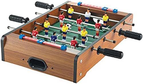 FUTBOLÍN MADERA SOBREMESA: Amazon.es: Juguetes y juegos