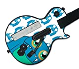 Music Skins MS-FTC10027 Guitar Hero Les Paul- Wii- Find The Cure- Monster Skin
