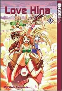 Love Hina, Vol. 8: Ken Akamatsu: 9781591820192: Amazon.com: Books