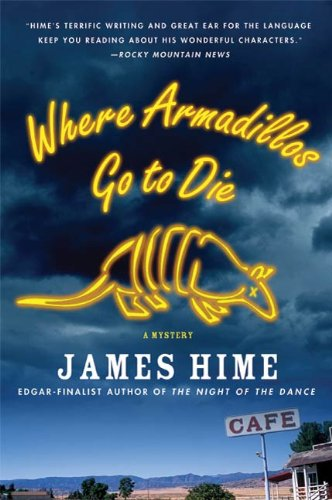 Where Armadillos Go to Die (Jeremiah Spur Mysteries Book 3)