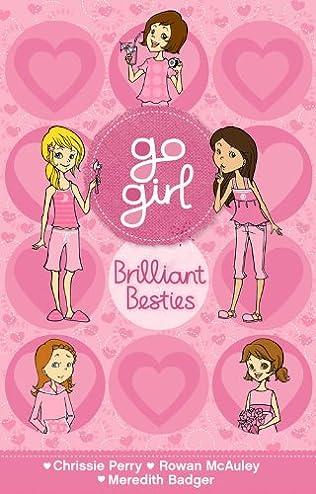 book cover of Brilliant Besties