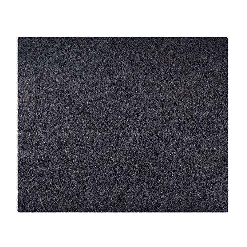 KALASONEER Oil Spill Mat (36'' x 36''), Premium Absorbent Oil Mat Reusable Lightweight Washable Oil Changing Pad Contains Liquids, Protects Garage Or Shop/Parking/Floor/Driveway Floor Surface (3'x3') by KALASONEER