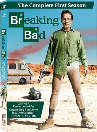 Breaking Bad: Complete First Season Reino Unido DVD: Amazon ...