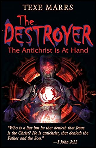 amazon com the destroyer the antichrist is at hand 9781930004009
