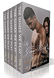 The Games We Play: The Complete Bad Boy Romance Series Box Set