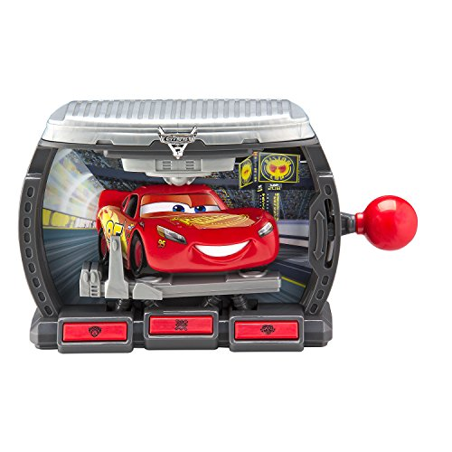 (Cars 3 Rev N' Roar Racer Pretend Play with Shifter and Sound Effects from The Hit)