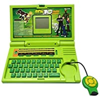 SME 20 Activities Ben 10 English Laptop for Kids/ Notebook Toy for Kids