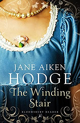 book cover of The Winding Stair