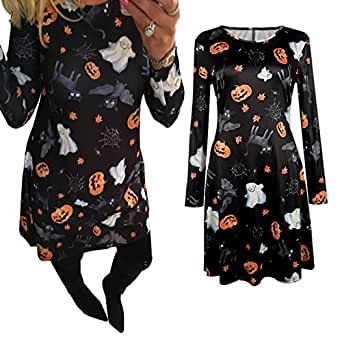 Amazon.com: Josherly Nice autumn and winter new Halloween