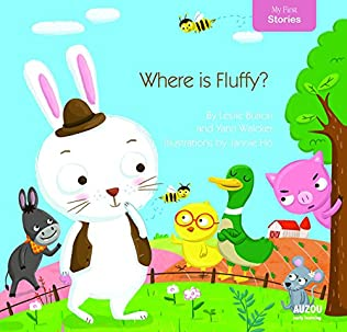 book cover of Where is Fluffy?