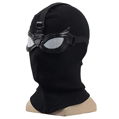 Neborn Nuevo Spider-Man Far from Home Stealth Suit Máscara Cosplay ...