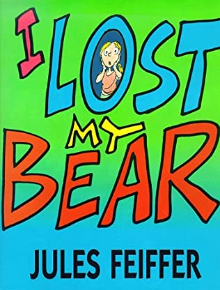 book cover of I Lost My Bear