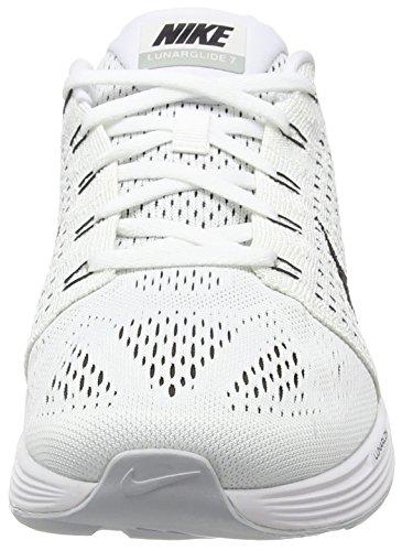da Nike Scarpe Bianco Ginnastica Lunarglide Uomo 7 gttHqrB