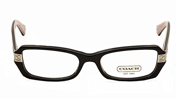 0dd4c7d4cc4 Coach HC 6005 (Marjorie) 5034 Black Womens Eyeglasses  Amazon.co.uk   Clothing