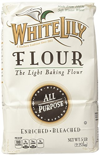 White Lily All Purpose Flour - 80 oz - 2 pk ()