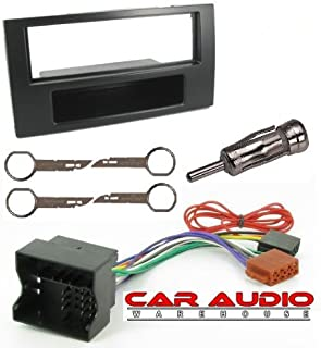 ford focus wiring harness kits diy enthusiasts wiring diagrams \u2022 09 ford escape wiring diagram ford c max connect fiesta focus fusion transit car stereo radio rh amazon co uk ford radio wiring harness universal ford wiring harness