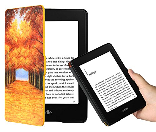 OMOTON® Kindle Paperwhite Case Cover -- The Thinnest and