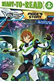 img - for Pidge's Story (Voltron Legendary Defender) book / textbook / text book