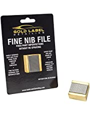 Gold Label Detailing Fine Nib File Tool   Fix Paint Imperfections   Remove Dust, Debris, Dirt, and Runs   Save Paint Without Respray