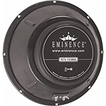 Eminence BETA10CBMRA 10-Inch American Standard Series Speakers, Closed Back Mid-Range