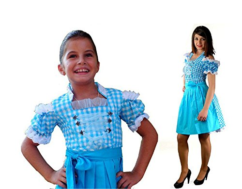 2pcs Children Dirndl K1001 /116 -