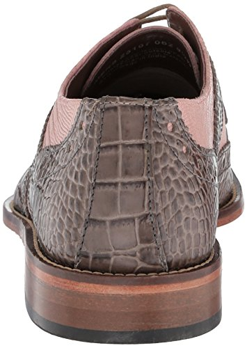 Stacy Adams Mens Gusto Wingtip Lace-up Oxford Grigio Multi