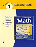 Middle School Math, Course 2, MCDOUGAL LITTEL, 0618268642