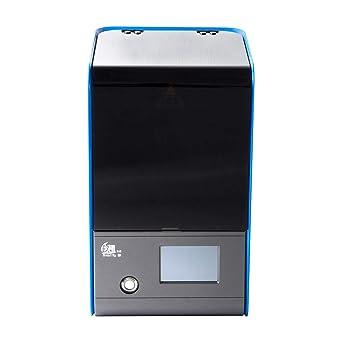 Comgrow Creality Impresora 3D UV LCD 3D montada con pantalla ...