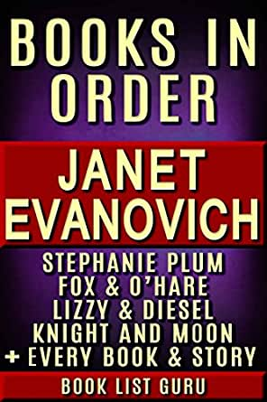 When is janet evanovich releasing a new book