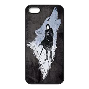 [StephenRomo] For Apple Iphone 5 5S -Movie Game of Thrones PHONE CASE 5