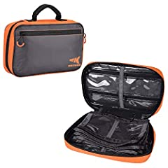Designed with the avid angler in mind, the Bait Boss utility binder offers the ultimate in flexibly to organize your soft bait collection for quick access. It's great for both saltwater and freshwater fishing, you can customize your bait asso...