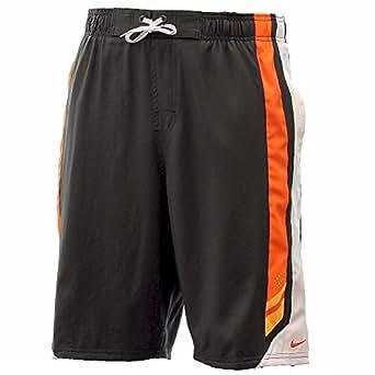Nike Swim NESS4344 Mens Volley Short 11, Anthracite-S