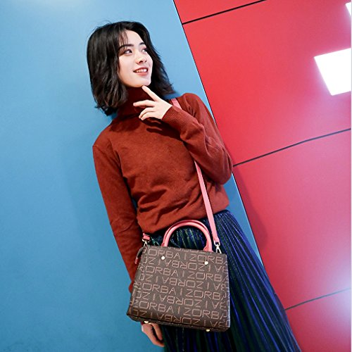 Messenger Fashion JIUTE Shoulder Bag Dai And Ms Bag Bao Shoulder Wild Atmosphere Simple Bag Messenger Bags Europe United Bao States Leisure The ZZPTqwBr