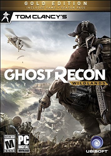 Tom Clancy's Ghost Recon Wildlands - Gold Edition [Online Game Code] by Ubisoft