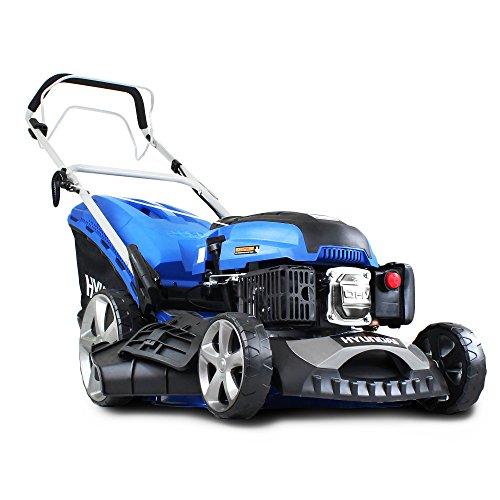 Hyundai HYM460SP 4-stroke Petrol Lawn Mower Cutting Width 18' / 46cm 139 Cc...