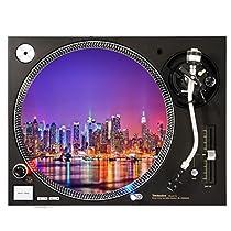 NYC 2015 - DJ Turntable Slipmat